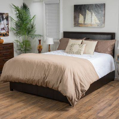Banstead Upholstered Panel Bed Size: Full - http://delanico.com/beds/banstead-upholstered-panel-bed-size-full-624105212/