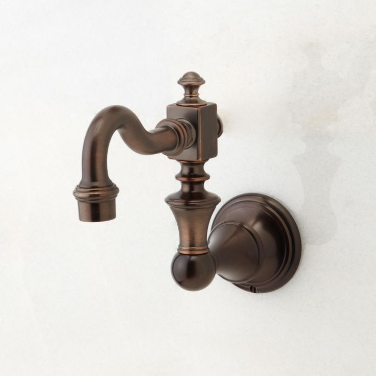 Vintage Pressure Balance Tub and Shower Faucet Set with Lever Handle - Oil Rubbed Bronze