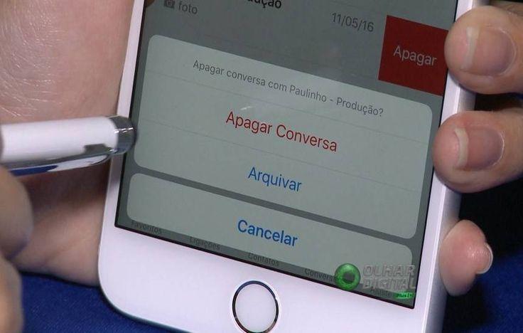 Saiba como recuperar uma mensagem apagada do WhatsApp - EExpoNews