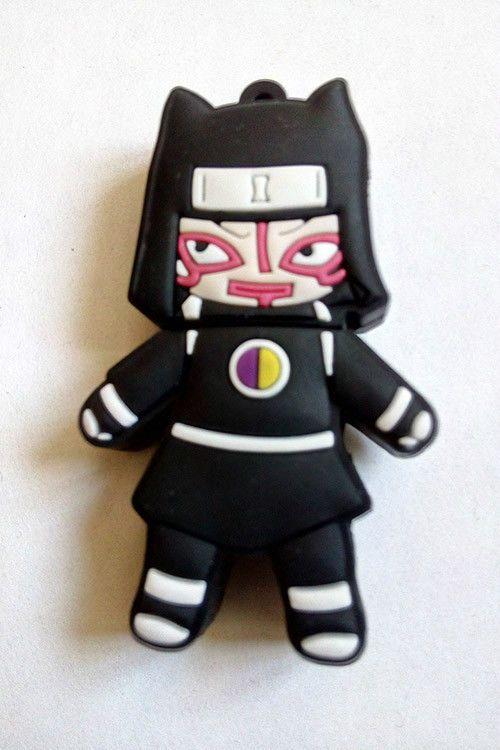 Kankuro USB 2.0 4GB Flash Pen Drive Naruto Shippuden - Altre Dimensioni PROMO