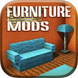 New Furniture Mods - Pocket Wiki & Game Tools for Minecraft PC Edition by pei peng