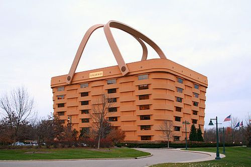 Ohio's Giant Basket Gets a Price Drop