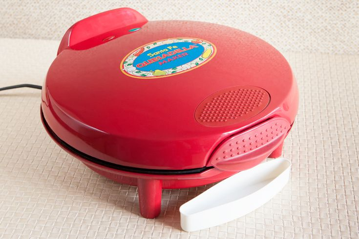 How to Operate the Santa Fe Quesadilla Maker