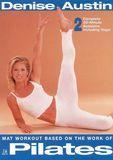 Denise Austin: Mat Workout Based on the Work of J.H. Pilates [DVD] [English] [2000]