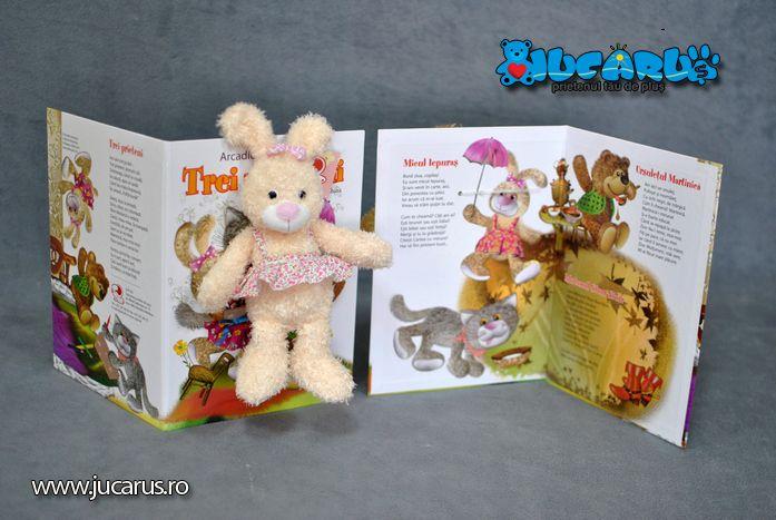 O carte cu povesti sau o jucarie de plus? De ce sa alegi intre acestea doua cand le poti avea pe ambele intr-un singur cadou:http://www.jucarus.ro/produs/carte-poveste-iepuras