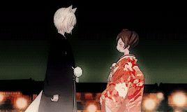 Tomoe & Nanami - Finally you're mine