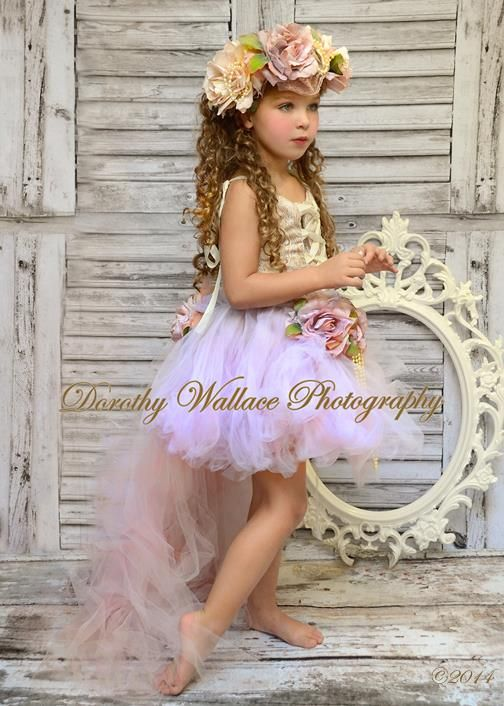 Lavender Whimsical Fairy tutu