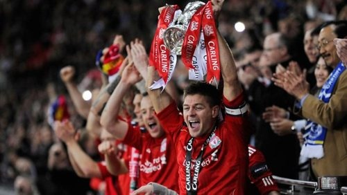 Liverpool FC, Carling Cup Champions