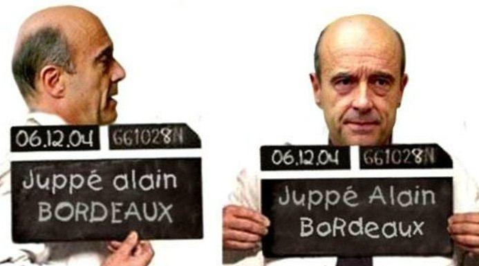Par Kävin'Ka... Par crainte du pire les Français peuvent élire Alain Juppé en 2017 s'il gagne les primaires des Républicains. Mais on est en droit de se demander si un délinquant peut un jour être élu à la fonction suprême et devenir président de la République....