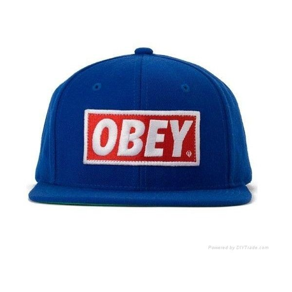 obey snapback cap Los Angeles Lakers bulls hats TISA caps accept... ❤ liked on Polyvore