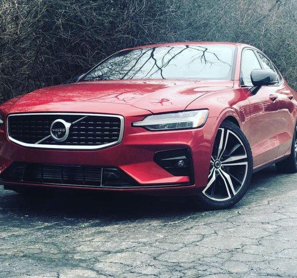 2020 S60 Luxury Sport Sedan Volvo Car Usa Sports Sedan Cars Usa Volvo Cars