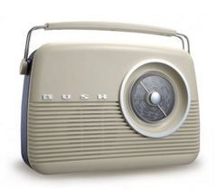 Bush TR82 Retro Radio - Buy Online - Heathcote Appliances