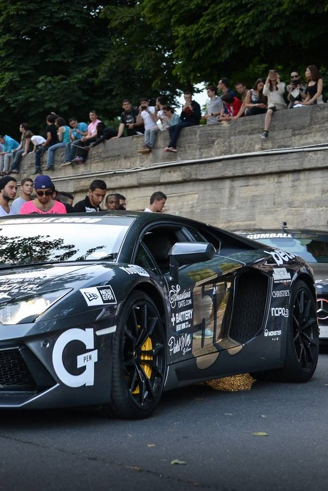 21 best GUMBALL 3000 RALLY 2014 images on Pinterest ...