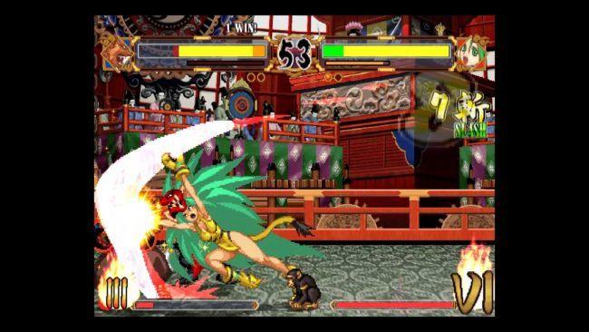 The PlayStation Classics: Samurai Shodown VI PS2 Classic