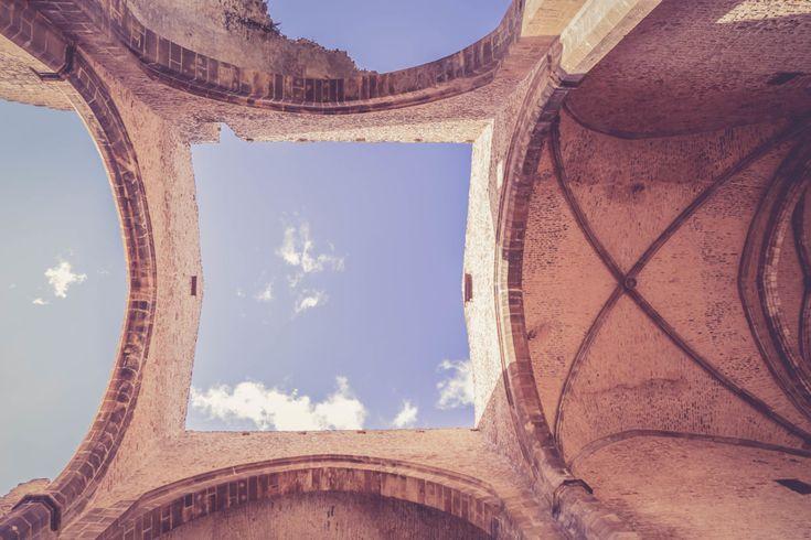 travel blogger Palermo Lucia Del Pasqua viaggi Sicily Chiesa Santa Maria dello Spasimo