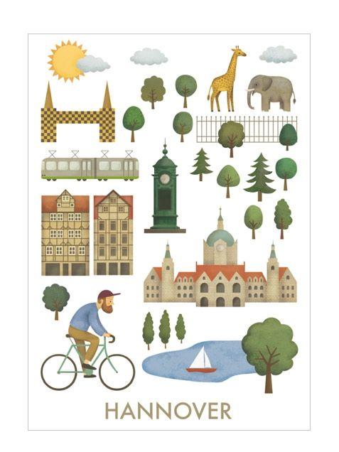 Hannover Poster - Enna