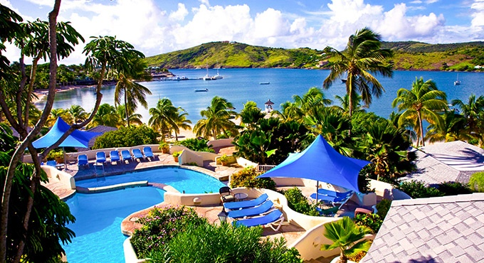 St. James's Club Antigua, Caribbean