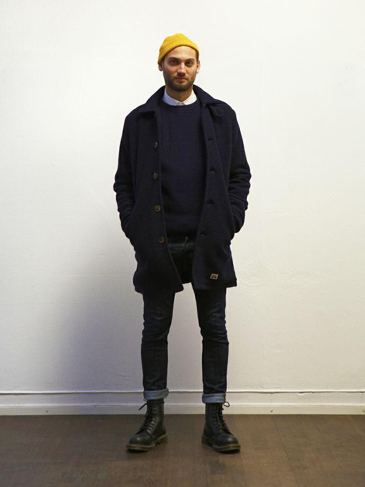Terry Wool by #Brixtol  #AW13 Menswear #jackets