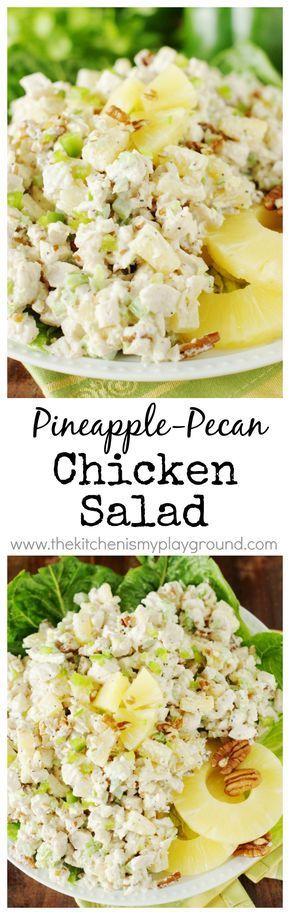 Die besten 25+ Ananas huhn salate Ideen auf Pinterest Kaltes - küche in polen kaufen