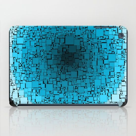 Buy blue blocks iPad Case by abstractify-me. Worldwide shipping available at Society6.com. Just one of millions of high quality products available.