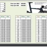 Here Is A Very Useful Online Interactive Run Pace Chart. You Simply Enter  In You · AvengersCalculatorMarathon Pace ChartHalf ...