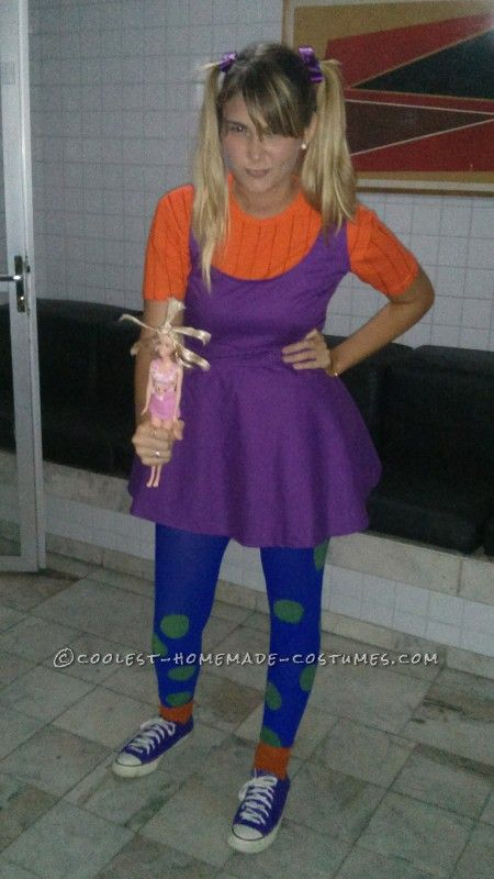 Cool Homemade Rugrats Costume ... This website is the Pinterest of costumes