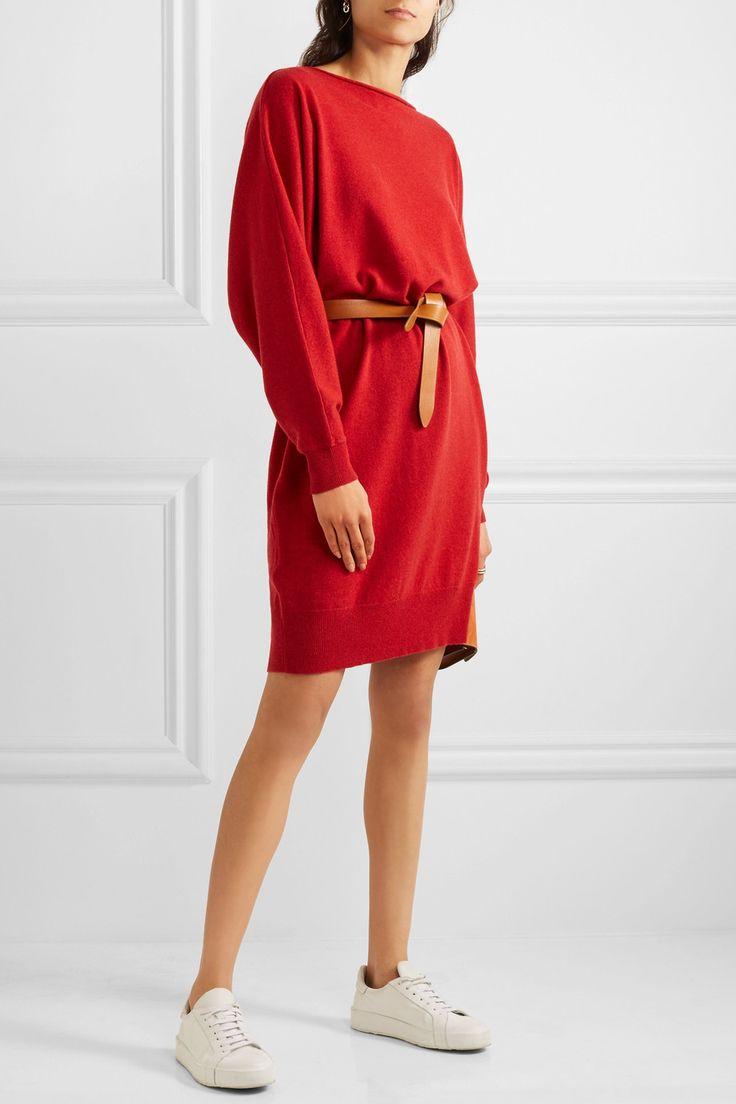 Tomas Maier | Cashmere dress | NET-A-PORTER.COM