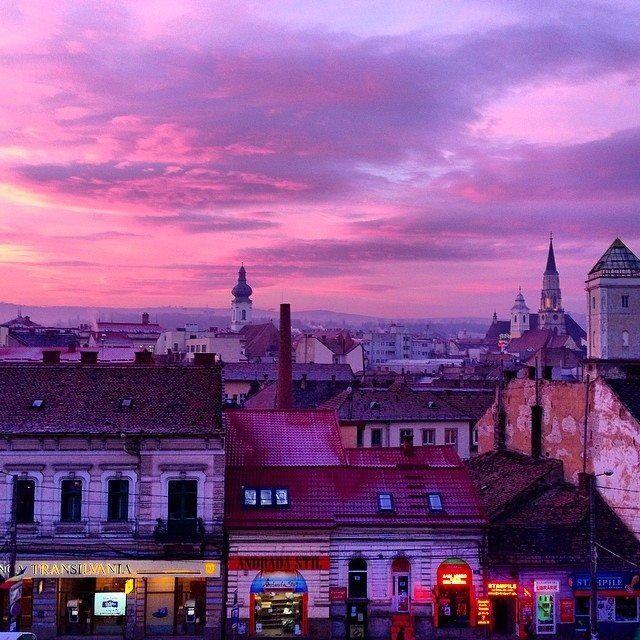 Beautiful Cluj-Napoca