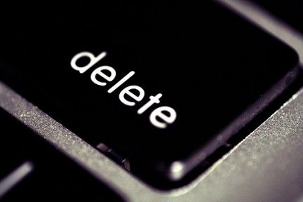 Blog Post: Delete. Delete. Delete. Make it easier to find the important stuff. Change your mindset and delete more stuff. www.smartworksinc.ca