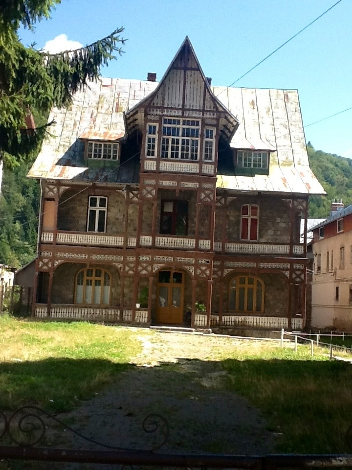 Beautiful house in Sinaia, Romania
