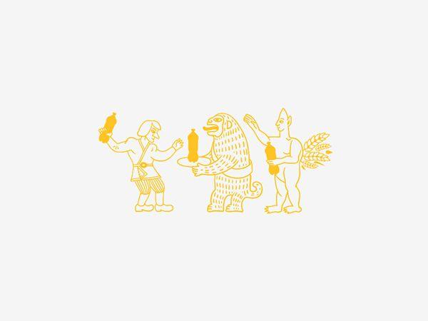 Coven icons. Designed by Nadzeya Makeyeva (Belarus)