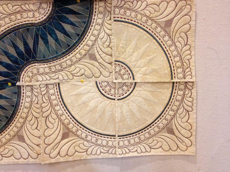 15 best Hoop Sisters Quilts images on Pinterest   Machine ... : machine quilting hoop - Adamdwight.com