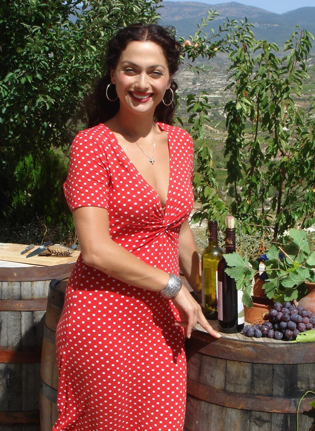 An Interview With Cook Tonia Buxton - the face of Greek & Cypriot Cuisine http://glam.co.uk/2013/03/an-interview-with-cook-tonia-buxton/