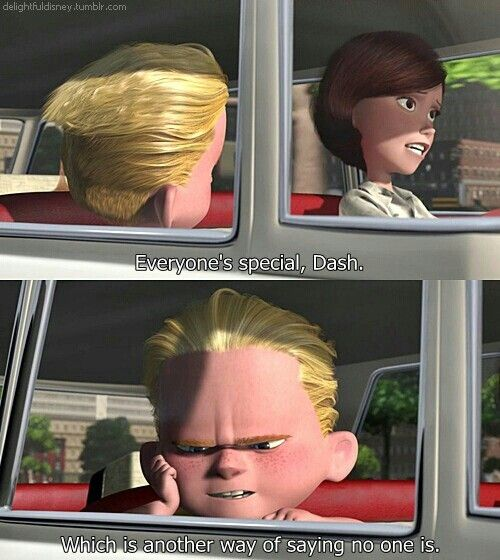 Thats The Truth ! - The Incredibles