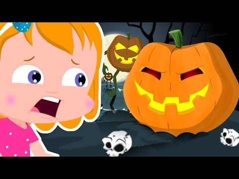 Halloween Kids Songs Party Album [ 37 Minutes ] 8 Halloween Songs from Dream English Kids - YouTube