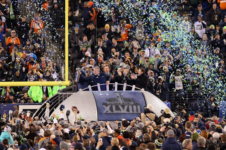 Super Bowl 2015 - Super Bowl XLIX (49) in Phoenix Arizona