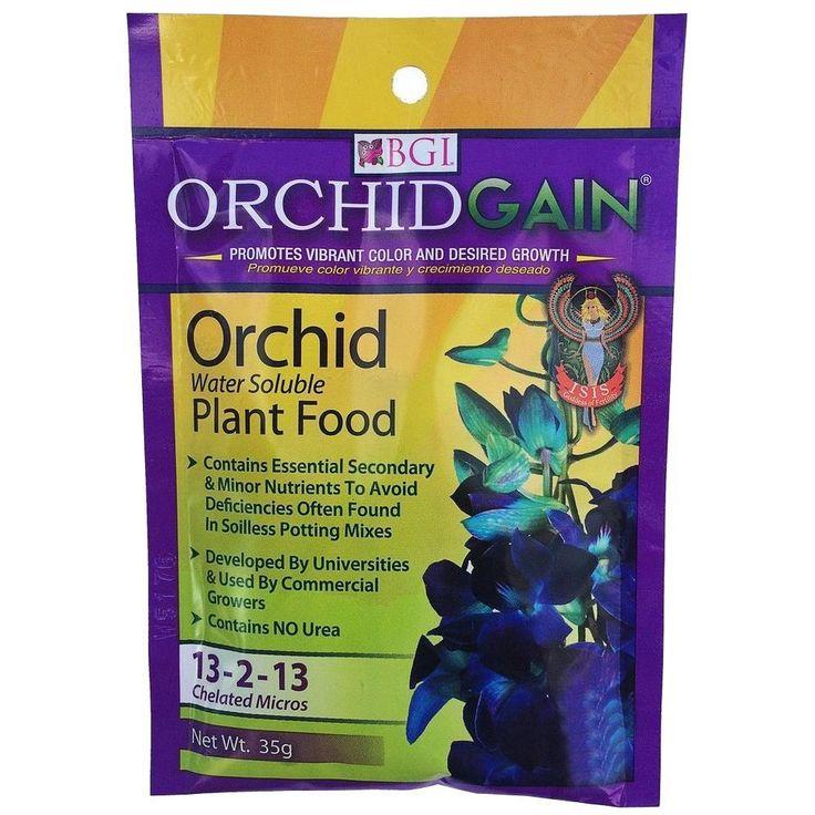 OrchidGain 1.25 oz. Orchid Fertilizer (3-Pack)