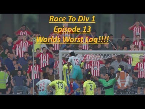 Race To Div 1 Episode 13 | The Worlds Worst Lag!!!! (FIFA 17 Ultimate Team)