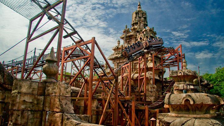 Karte Disneyland Paris Attraktionen.7 Einzigartige Attraktionen Die Sie Nur Im Disneyland Paris