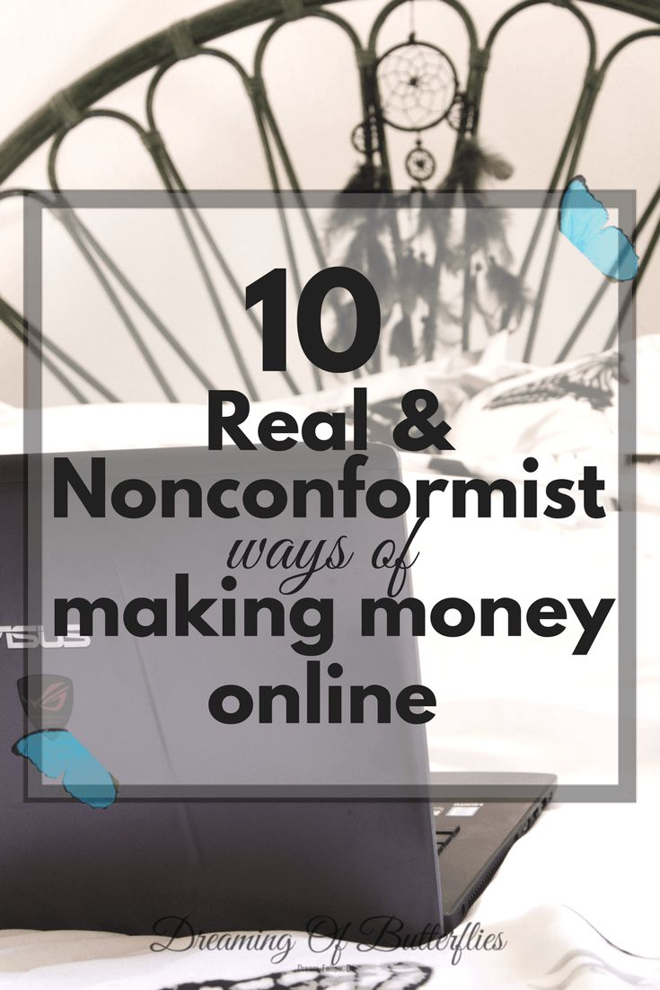 Since this whole internet thing started, we've heard about people making money online. The big problem back then, and even now if you're not careful, is that scammers were everywhere.     Today we're going to show you our top 10 list of real, nonconformist, non-scam ways of making money online in 2017.