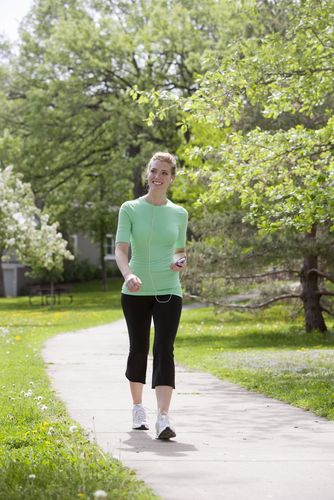 8 Ways to Walk Your Way to a Fit Body -  When my mom started adding these techniques to her daily walk, she soon dropped 5 lbs, then 10 l