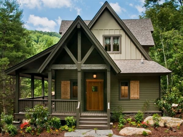 Log Cabin Siding Materials And Options Wood Vinyl Or Aluminum Page Deavita Exterior House Colors Cottage Exterior House Exterior