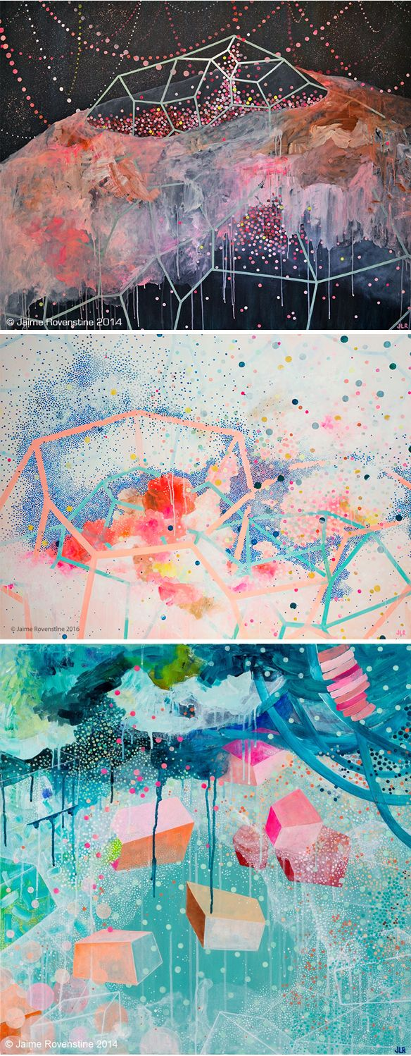 """The Jealous Curator /// curated contemporary art /// """"jellyfish in a trifle"""""""