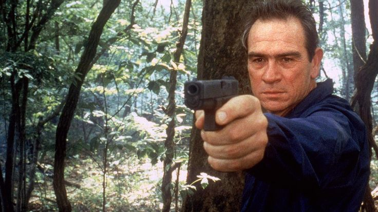 U S Marshals 1998, Tommy Lee Jones, Wesley Snipes, Robert Downey Jr.