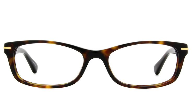 Coach Elise glasses frames