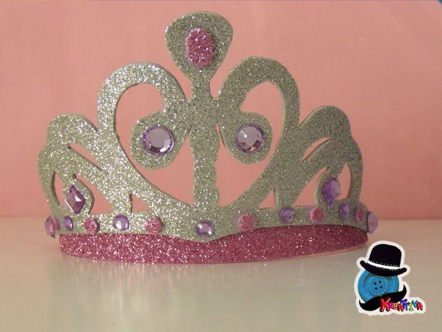 Kreattivablog: Come realizzare la Tiara di Sofia La Principessa