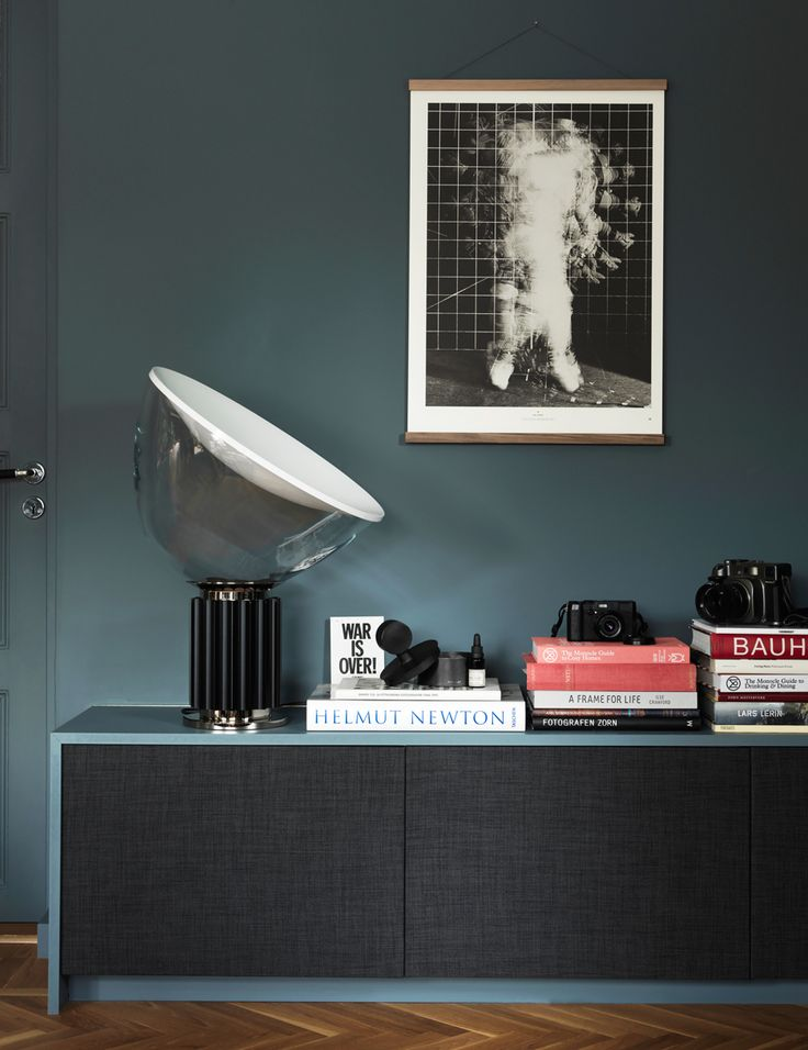 Look inside the stylish home of a swedish interior photographer