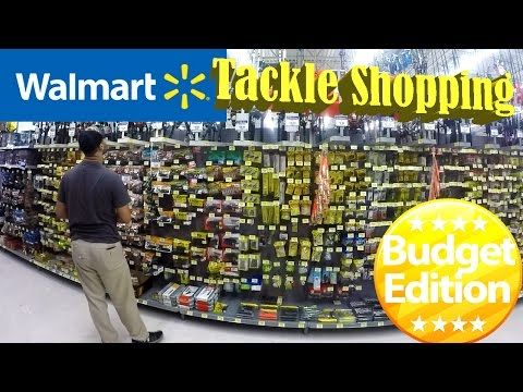 Walmart Fishing Tackle - Walmart Fishing Section - Cheap Fishing Lures - (More info on: https://1-W-W.COM/fishing/walmart-fishing-tackle-walmart-fishing-section-cheap-fishing-lures/)