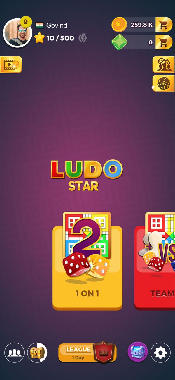 ‎Ludo STAR on the App Store (With images) Stars play