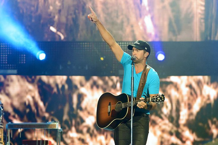 Luke Bryan Upcoming Shows — Live Nation